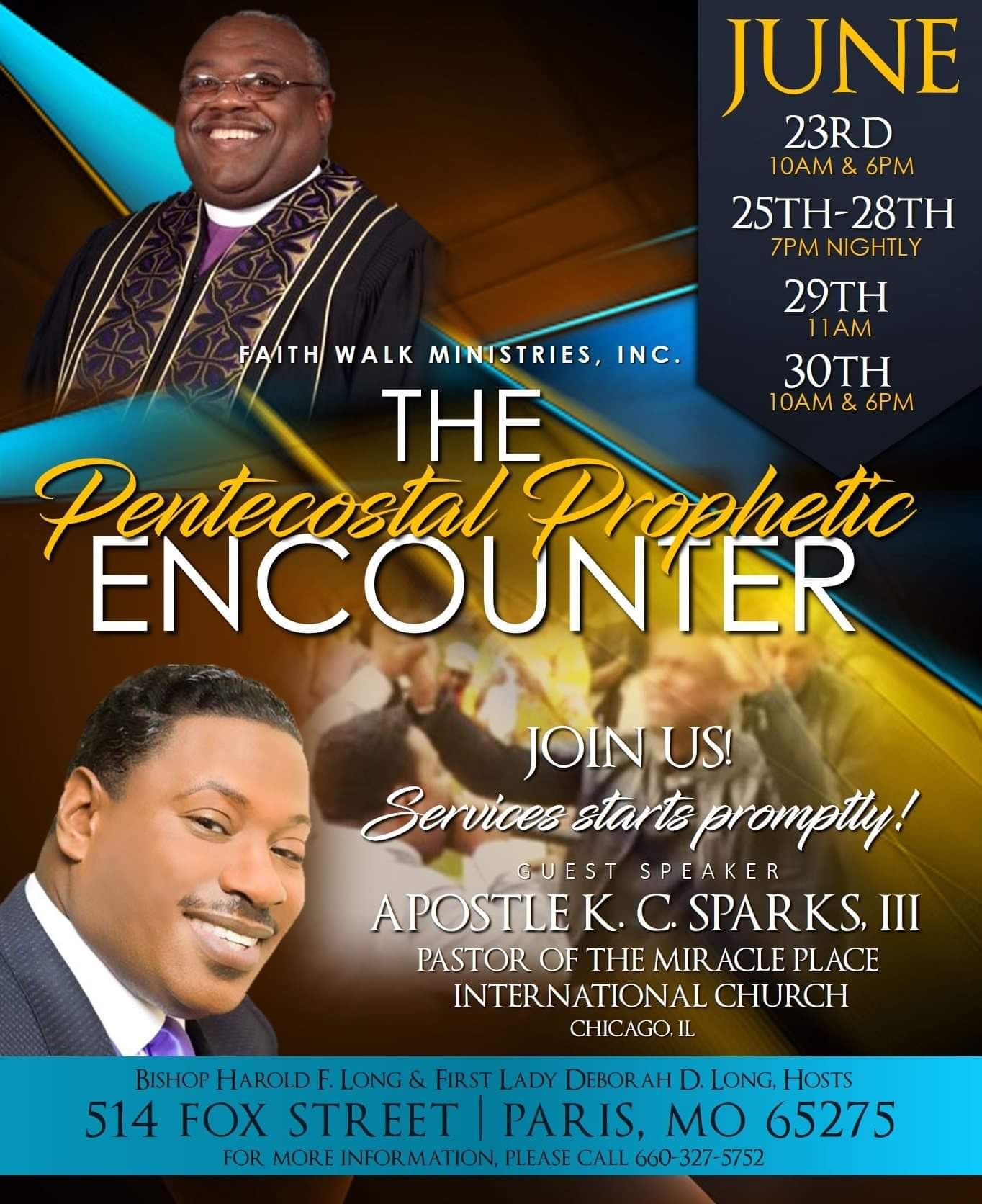 FaithWalk Ministries